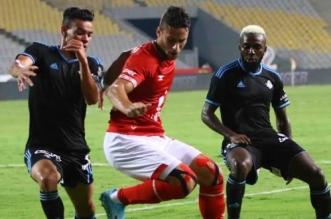 مفاجأة..بيراميز يقصي الأهلي من كأس مصر