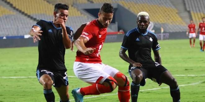 صورة مفاجأة..بيراميز يقصي الأهلي من كأس مصر
