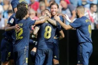فيديو-ريال مدريد يفتتح موسمه بثلاثية في مرمى سيلتا فيغو