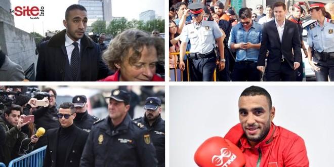 صورة قصص الاغتصاب والقتل أودت بأبطال مغاربة وعالميين في السجن
