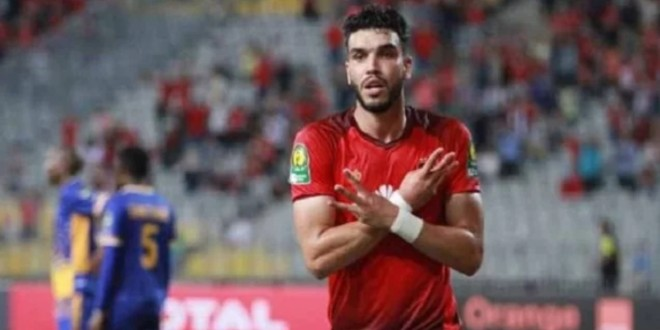 صورة وليد أزارو يقود الأهلي للإنتصار على اطلع برا في دوري الأبطال