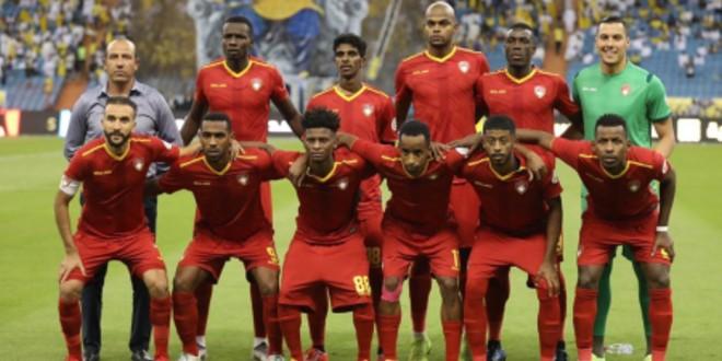 صورة هزيمة قاسية لياجور وحدراف في ثاني مباريات الدوري السعودي