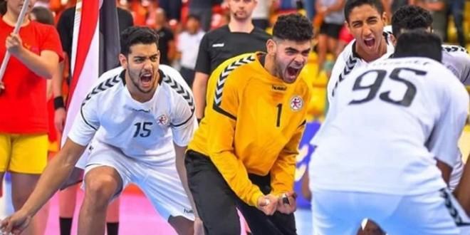 صورة مصر تتوج ببطولة كأس العالم لكرة اليد للناشئين