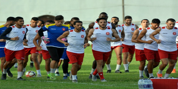 صورة فريق تونسي يبيت في الدار البيضاء بسبب مشاكل إدارية