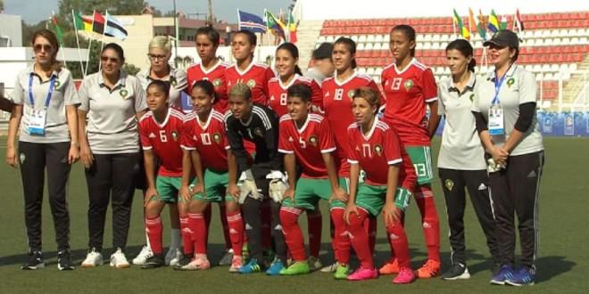 صورة الألعاب الإفريقية.. المنتخب النسوي لكرة القدم ينهزم في نصف النهائي أمام الكاميرون