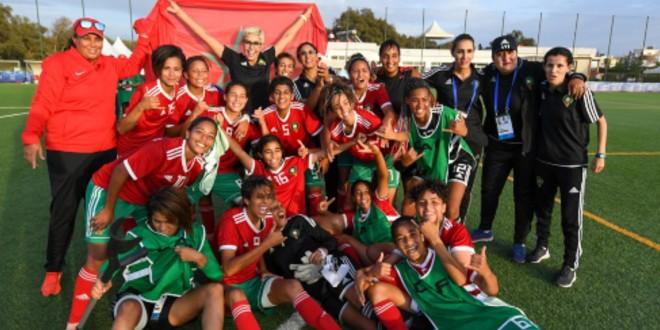 صورة الألعاب الإفريقية.. المنتخب النسوي يحقق برونزية كرة القدم