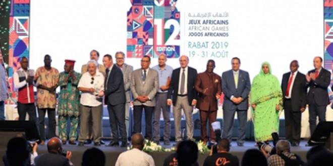 """صورة إطلاق برنامج """"الإعلام والشباب"""" بالتزامن مع انطلاق الألعاب الإفريقية"""