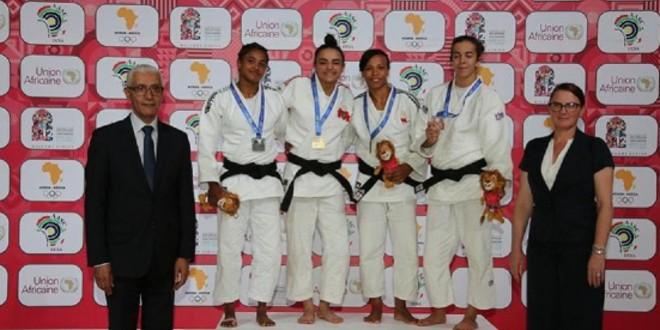 صورة الألعاب الإفريقية.. ذهبيتان وأربع فضيات للمغرب في الجيدو