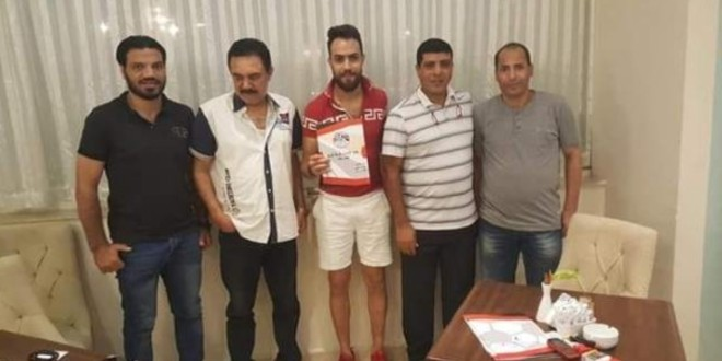 صورة هجرة اللاعبين المغاربة للدوري المصري تتواصل بانتقال كشاني لهذا الفريق