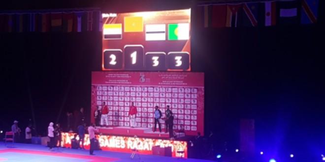 صورة الألعاب الإفريقية.. الأبطال المغاربة يهيمنون على منافسات الكاراتي