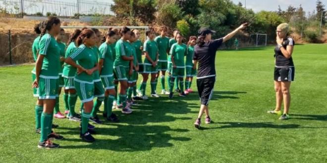 صورة برنامج المنتخب النسوي لأقل من 20 سنة في بطولة شمال إفريقيا