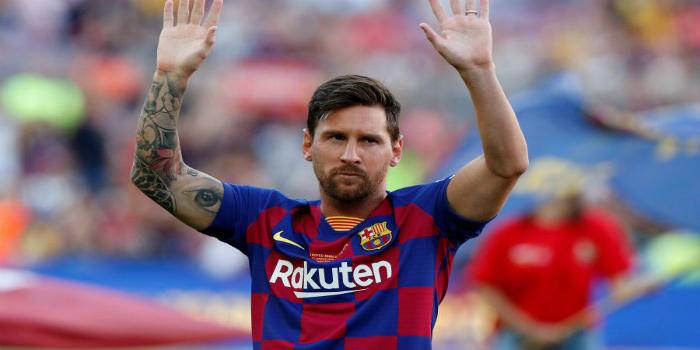 صورة وسائل إعلام إسبانية تكشف عن مفاجأة في عقد ميسي مع برشلونة