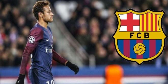 صورة باريس سان جيرمان يرفض عرض برشلونة للتعاقد مع نيمار