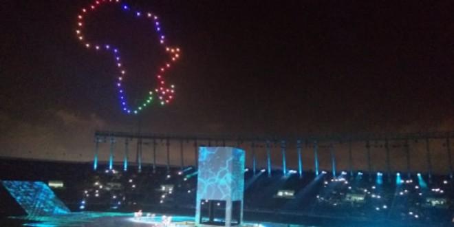 صورة فيديو-الأمير مولاي رشيد يفتتح الألعاب الإفريقية بالرباط
