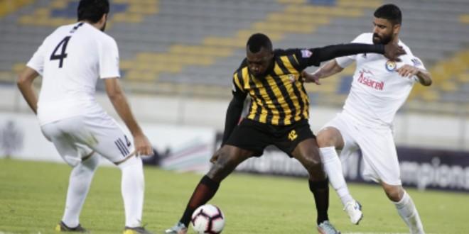 صورة كأس محمد السادس.. الزوراء يهزم هورسيد بثنائية ويظفر بأول ثلاث نقاط