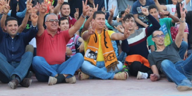 صورة رئيس فريق نادي مغربي وزع 200 رأس غنم بمناسبة عيد الأضحى