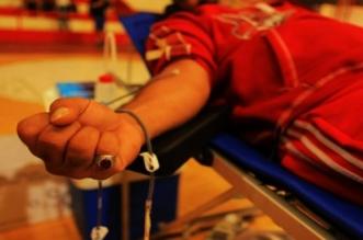 فيديو-وينرز تنخرط في مبادرة للتبرع بالدم