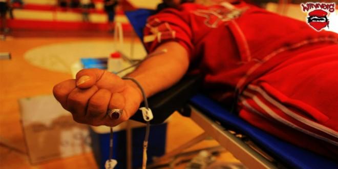 """Photo of """"الوينرز"""" تنظم حملة جديدة للتبرع بالدم"""
