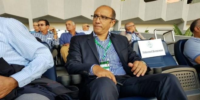 """صورة الزيات: """"ليس هناك مبلغ محدد ورسمي بخصوص المنحة المالية لكأس محمد السادس"""""""