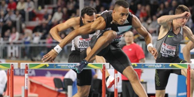 صورة مشاركة قياسية في بطولة العالم لألعاب القوى بقطر