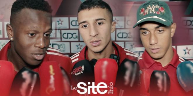 صورة لاعبو المنتخب الأولمبي: منتخب مالي قوي وسنعود بالتأهل من ملعبه