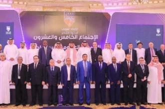 الاتحاد العربي لكرة القدم يعلن عن رئيسه الجديد خلفا لتركي آل الشيخ