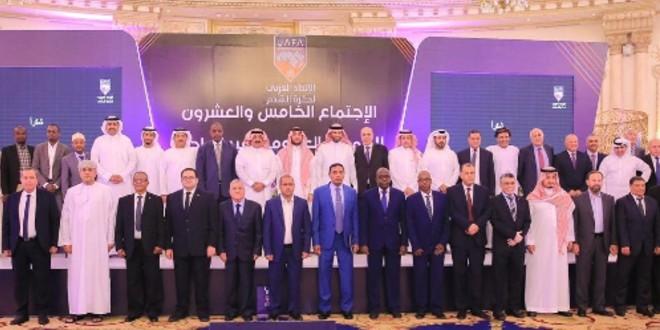 صورة الاتحاد العربي لكرة القدم يعلن عن رئيسه الجديد خلفا لتركي آل الشيخ
