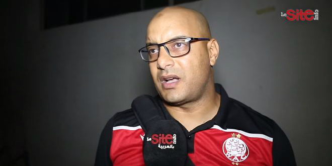 """صورة أشامي: """"تراجع مستوى اللاعبين في الشوط الثاني كان بتعليمات من المدرب"""""""