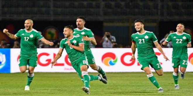 صورة الجزائر تنتصر على البنين بهدف دون رد- فيديو