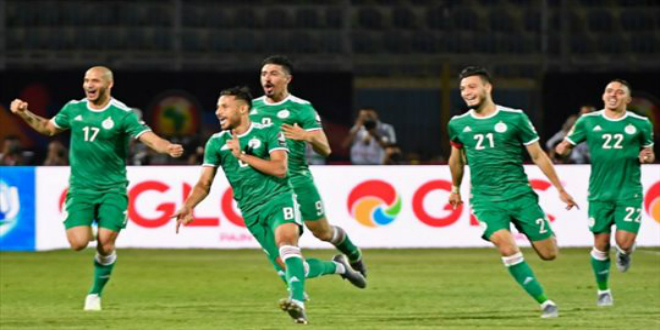 Photo of الجزائر تنتصر على البنين بهدف دون رد- فيديو