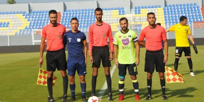 صورة الدفاع الحسني الجديدي يفوز وديا على يوسوفية برشيد