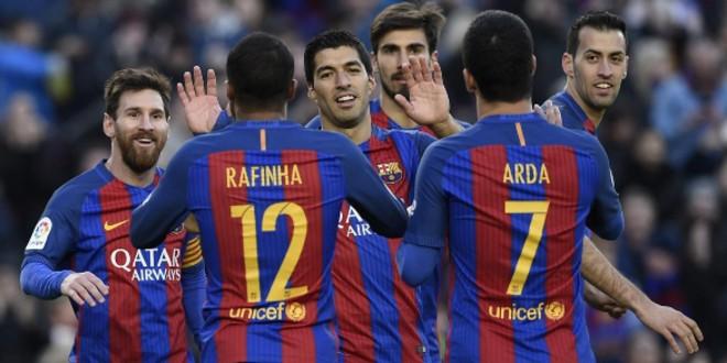 صورة الحكم على لاعب برشلونة بالسجن لـ20 شهرا