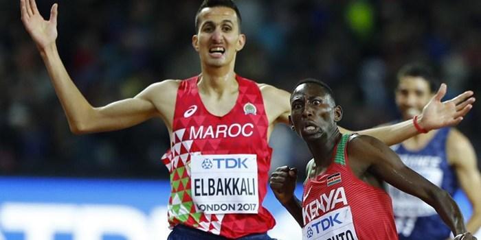 صورة بطولة العالم لألعاب القوى.. سفيان البقالي يتأهل إلى نهائي 3000 متر موانع