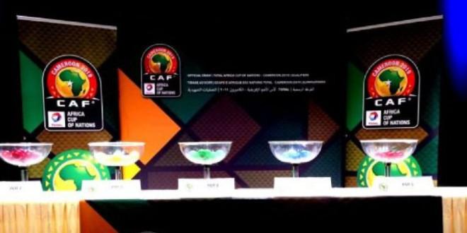 صورة نتائج قرعة كأس أمم إفريقيا تحت 23 سنة