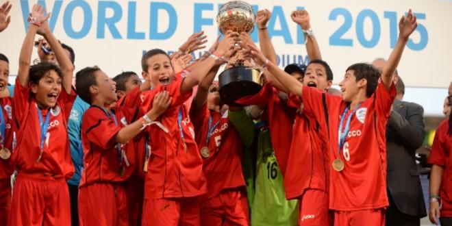 صورة براعم المغرب يتعرفون على منافسيهم في كأس دانون