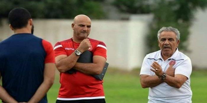 صورة مفاجأة.. النجم الساحلي يغادر البطولة العربية بقيادة فوزي البنزرتي