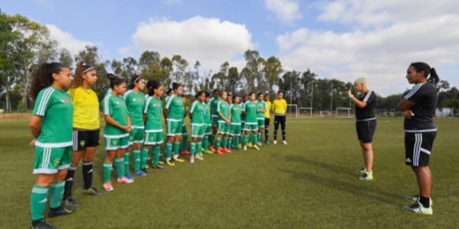 صورة المنتخب النسوي لأقل من 20 سنة يشارك في بطولة شمال إفريقيا