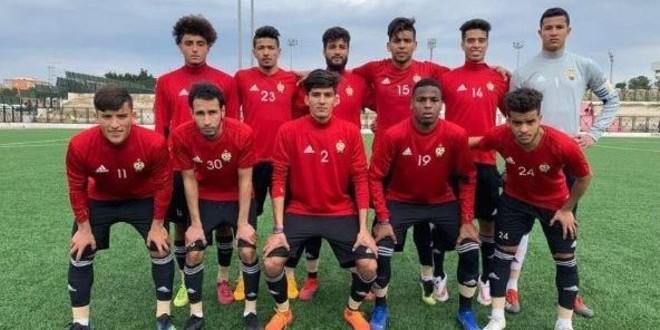 صورة دولي ليبي يحصل على تأشيرة المغرب من أجل التعاقد مع هذا الفريق