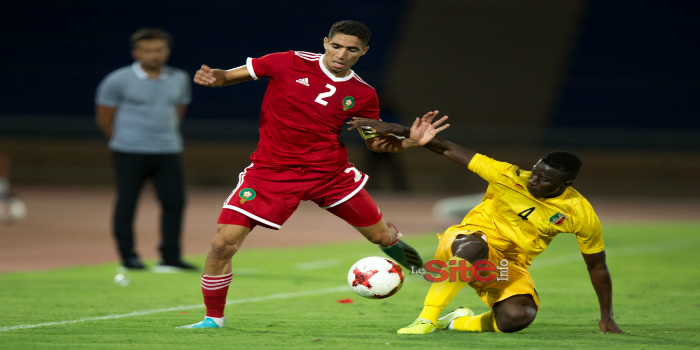 صورة تشكيلة المنتخب المغربي لأقل من 23 سنة أمام نظيره المالي