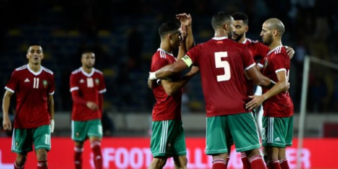 صورة موعد والقنوات الناقلة لمباراة المغرب وبوركينافاصو