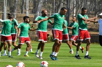 تشكيلة المنتخب الوطني المحلي أمام الجزائر