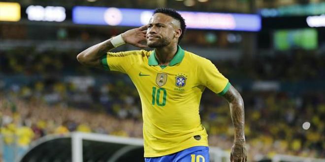 Photo of نيمار ينقذ البرازيل من الخسارة أمام كولومبيا -فيديو
