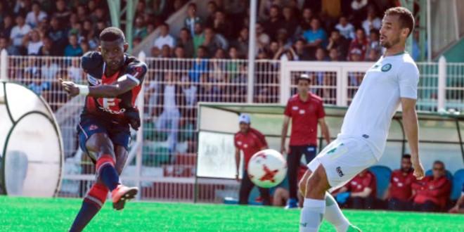 Photo of التعادل الإيجابي ينهي أولى مباريات البطولة الاحترافية