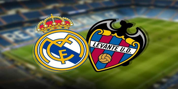 صورة البث المباشر لمباراة ريال مدريد وليفانتي