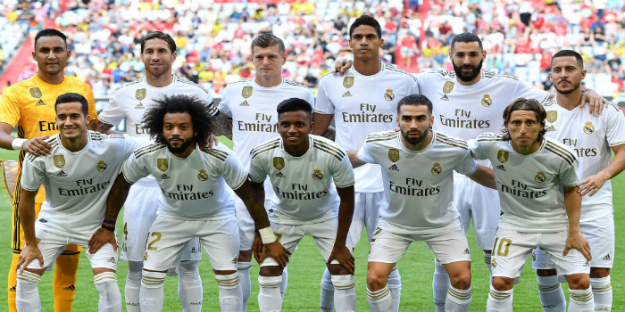 صورة نجم ريال مدريد غائب عن تشكيلة الفريق الأساسية أمام ليفانتي