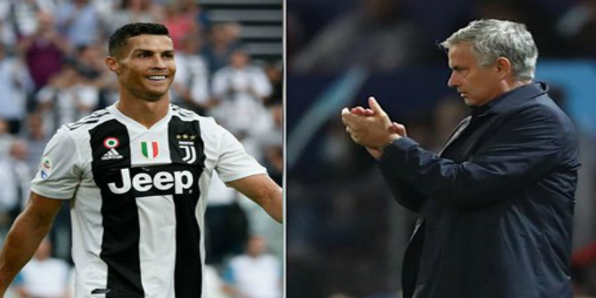 """صورة مورينيو عن كريستيانو رونالدو: """"هو ظاهرة في كرة القدم"""""""