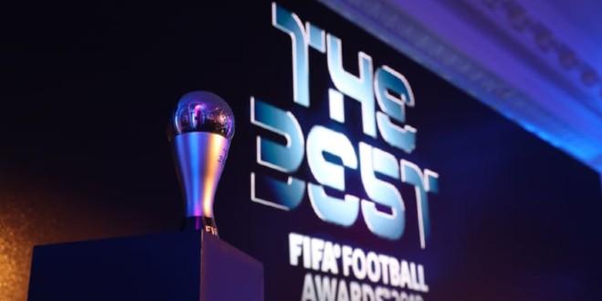 """صورة موعد والقنوات الناقلة لحفل الفيفا """"The Best"""" لأفضل لاعب في العالم"""