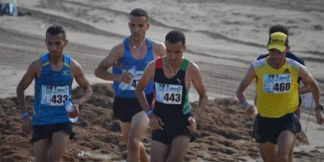 صورة 600 مشارك في لحاق سيدي رحال الإيكولوجي