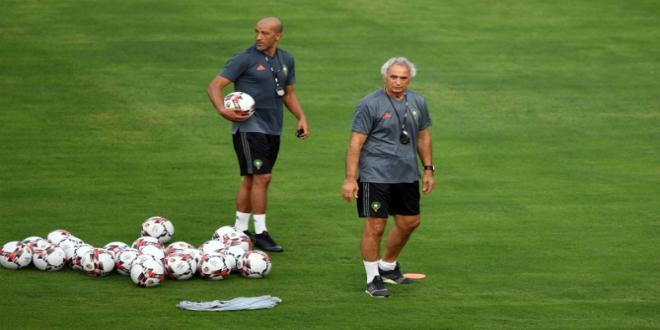 صورة رسميا.. خليلهودزيتش يستدعي أربعة لاعبين لوديتي ليبيا والغابون
