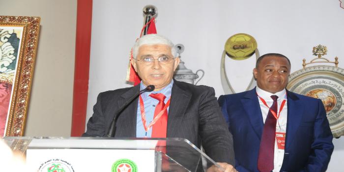 صورة عبد الرحيم صابر يستقيل من رئاسة جميعة قدماء لاعبي الوداد الرياضي